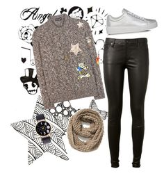 """""""#Galaxy Love"""" by amaris338 on Polyvore featuring AG Adriano Goldschmied, Prada Sport, Old Navy and Dolce&Gabbana"""