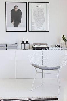 IKEA Besta sideboards creative wall design IKEA furniture - Before After DIY Lounge Design, Canapé Design, Deco Design, Layout Design, Home Design, Wall Design, Creative Design, Design Ideas, Decor Room