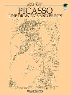 Picasso Line Drawings and Prints (Paperback). Picasso may have the most uncanny line since Botticelli. Each medium or style he chose to master, no. Picasso Sketches, Picasso Drawing, Pablo Picasso, Line Art, Picasso Prints, Used Books Online, Drawing Studies, Book Photography, Line Drawing