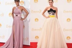 Red Carpet Style – Glamorous Gowns From The 2014 Emmy Awards