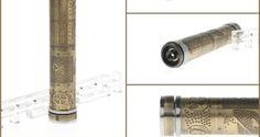 Bronze Chi You Style Mechanical Mod – $23.22 CHINA
