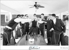 groom getting ready pictures