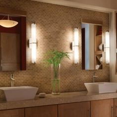 Penne Bathroom Light  John Cullen Lighting  Bathroom