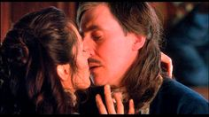 Byrne-ing Up: Gabriel Byrne& Most Romantic Role? Gabriel Byrne, The Three Musketeers, Handsome Faces, Period Dramas, Film Director, Most Romantic, Screenwriting, Queen Anne, Great Movies