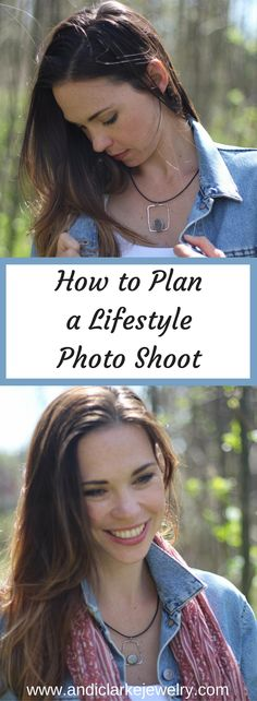 Check it out! Blog post on planning a life style photo shoot, perfect for photographers, fashion bloggers or people with clothing or jewelry brands.