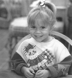 Mary-Kate Olsen as Michelle Tanner On Full House Full House Cast, Full House Tv Show, Mary Kate Ashley, Mary Kate Olsen, Olsen Twins Full House, Full House Characters, Full House Michelle, Gta, Cute Kids