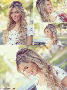 como-fazer-penteado-tranca-hair-tutorial.png (623×836)