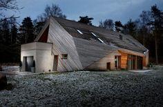 Villa Trottaberg by Abelardo Gonzalez's Arkitektbyrå AB