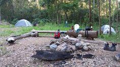England Creek bush camp walk - Aussie Bushwalking