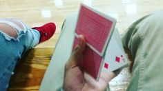 Cheerleader lap dance??  #like #daily #dananddave #dailycardistry #cardporn #cardflourish #cardflourishing #cardmagic #cardistry #bucktwins #theory11 #photooftheday #thevirts #colorchange #magic #playingcards #bicyclecards #likeforlike #follow #followforfollow #like4like #dailymagic #follow4follow #instagood by octopalm