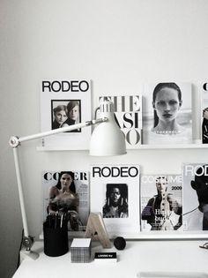 Jak Wyeksponować Ulubione Książki I Magazyny/ How To Display Favorite Books And Magazines