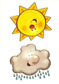 all about the weather crafts Puzzles For Kids, Activities For Kids, Crafts For Kids, Pre School, Sunday School, Weather Crafts, Childhood Education, In Kindergarten, Classroom Decor