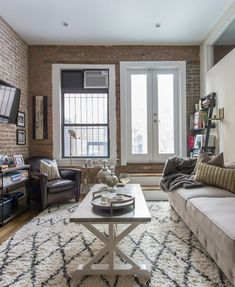 Alexandra Miller's New York City Home Tour | The Everygirl