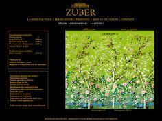 ZUBER - Produits - D