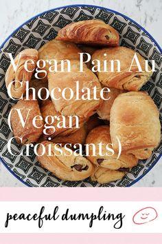 Vegan Pain Au Chocol
