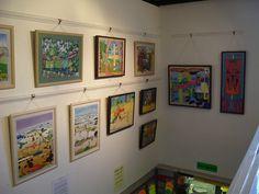 Hearn & Scott Gallery Exhibition 2003/2007 (changing show)