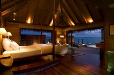 Hoteles que ver antes de morir. maldivas