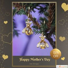 Mothers Day Sale: 15% OFF All Jewellery!  Check out our discounted products now : http://jenc-designs.myshopify.com?utm_source=Pinterest&utm_medium=Orangetwig_Marketing&utm_campaign=Mothers%20Day%20Jewellery%20Sale  #musthave #loveit #instacool #shop #shopping #onlineshopping #instashop #love #sale #instasale #birdsbeesbutterflies #JenC   All Jewellery. Mothers Day Sale ends soon! on select products. Hurry, sale ending soon!  Check out our discounted products now:   #musthave #loveit…