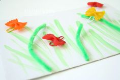 Pasta butterflies / motylki z makaronu