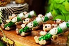 Festa tema Safari | Macetes de Mãe