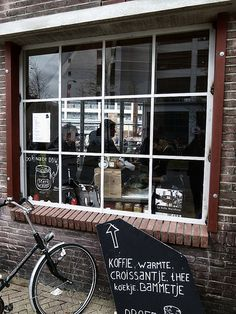 Koffie, Bammetje en meer - coffee, sandwich and more - Koffiehuis in het Ketelhuis, Strijp S, Dutch Design Week 2011