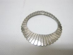 Vintage Navajo Phil Chapo Sterling Silver Earring Replacement Piece #PhilChapo