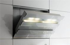 Miele pull down cooker hood http://www.nestkitchens.co.uk/