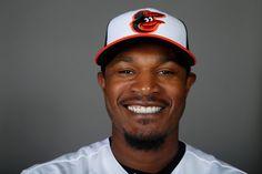 Adam Jones Photos: Baltimore Orioles Photo Day