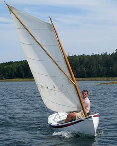 Sailing - Pulling - 12' Catspaw Dinghy
