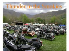 Thunder in the Smokies Fall Rally - Sep 12th, 2014 to Sep 14th, 2014 - Maggie Valley, NC - motorcycle event
