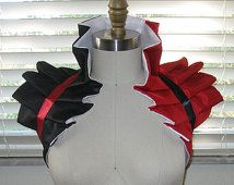 Misty Harley Quinn  Cosplay Moulin rouge  Twilight bolero  collar shrug Teen girls,women