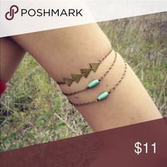 ❤️Armlet Chain❤️ New in packaging. Jewelry Bracelets