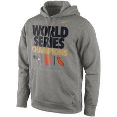San Francisco Giants 2014 World Series Champions Celebration Hood