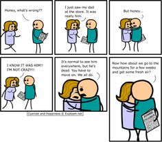Cyanide and Happiness never disappoints