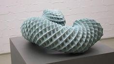 Mieke de Groot's Complex Ceramics Mimic The Complex Geometric Patterns Found In Nature