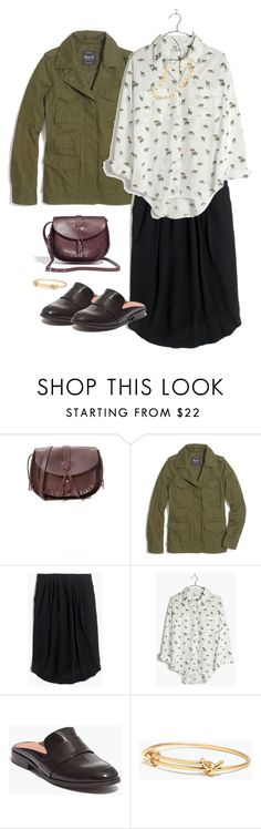 """Zebra"" by villasba ❤ liked on Polyvore featuring Madewell"