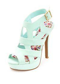 Trendy Wedge, Flat & Gladiator Sandals: Charlotte Russe