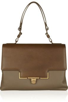 Lanvin Miss Sartorial leather bag