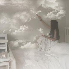 Dromen in de wolken