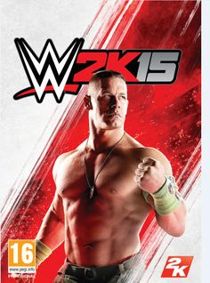 John Cena Revealed as WWE 2K15 Cover Superstar - http://videogamedemons.com/news/john-cena-revealed-as-wwe-2k15-cover-superstar/
