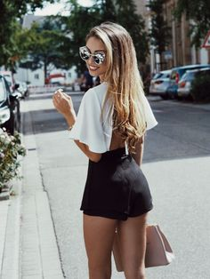Connect with me (HERE)My name is Angelica,Meet Local Women Looking For S. Free Hookup Site Signup and search my name. Summer Outfits For Teens, Summer Fashion Outfits, Short Outfits, Sexy Outfits, Trendy Outfits, Cute Outfits, Look Fashion, Girl Fashion, Elegantes Outfit