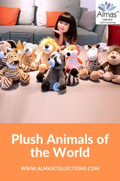 ONLY $24.99 + FREE SHIPPING Are you looking for the perfect gift? Does the person you are buying for love animals? Then our cute plush animals are the answer, they are 25cm and there are 8 choices to choose from. (Raccoon, Tiger, Fox, Elephant, Giraffe, Lion, Monkey, and Leopard. Made using high-grade cotton and PP cotton. The perfect gift for 3 years old and up. #animalplush #usa #uk #canada #australia #eu #france #germany #sweden #beligum #octopus #denmark #japan #norway #animalworld Birthday Gifts For Boys, Birthday Gifts For Girlfriend, Friend Birthday Gifts, Dad Birthday, Whale Plush, Christmas Gifts For Kids, Christmas Ornaments, Cute Plush, Animals Of The World