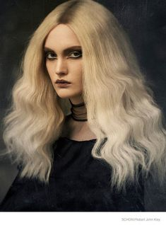 Victoria Anderson Models Dramatic Looks for Schon! Feature                                                                                                                                                                                 More