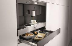 Inbouw koffiezetapparaat in je keuken