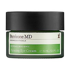 Hands down, BEST eye cream on the market!  I tried several, and only this and Origins plantscriptions improved my dark circles, fine lines, and tightened my upper lid.  One of the few creams you can put all over your eyelid without irritation.  LOVE