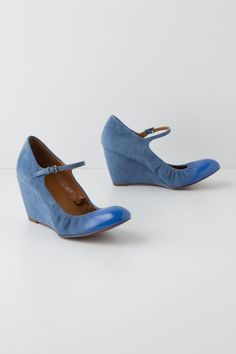"""- Made exclusively for Anthropologie by Leifnotes - Fits true to size - Adjustable buckle - Leather upper, insole - Synthetic sole - 3"""" synthetic heel - Imported"""