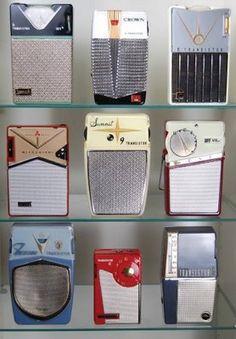 via please sir transistor radio collection