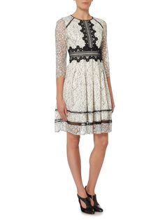 Buy your Eliza J 3/4 Sleeved Fit And Flare Dress online now at House of Fraser. Why not Buy and Collect in-store?