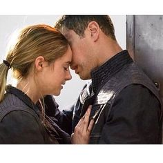 Four and Tris - Divergent