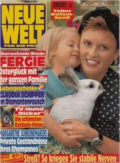 NEUE Welt Nr. 14 vom 30. März 1994 - Sarah & Beatrice